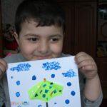 Пальчиковые краски: маленькие хитрости (Особые ухватки рисования пальчиковыми красками)
