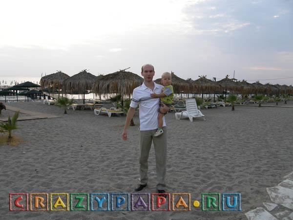 Отзыв о поездке в Турцию с маленьким ребенком