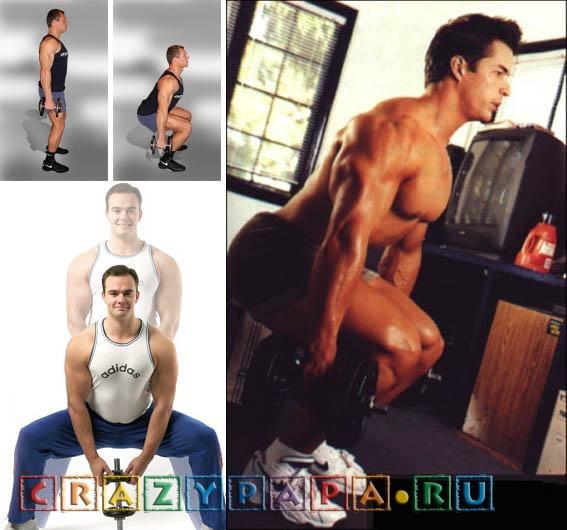 Упражнения для спины женщин и мужчин, или как укрепить спину и мышцы спины