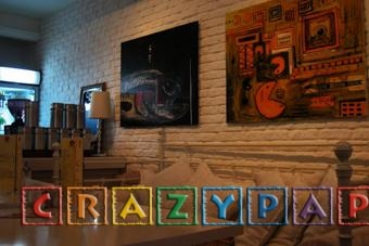 Кафе для взрослых и детей, или кафе где можно поесть с детьми в выходной