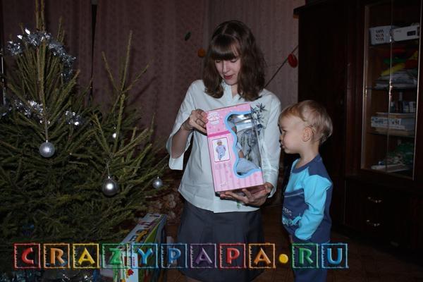 Итоги года 2009. С прошедшим годом семьи, ребенка и счастья!