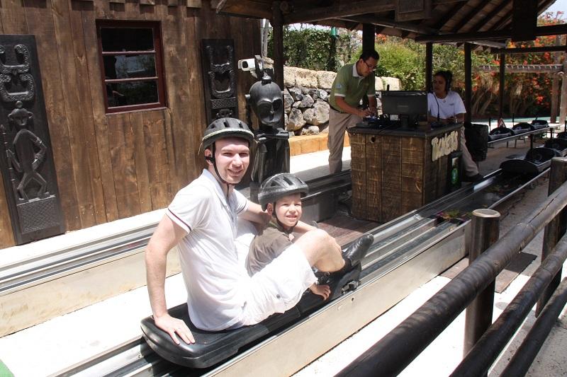 Парк орлов на Тенерифе — парк европейского уровня!