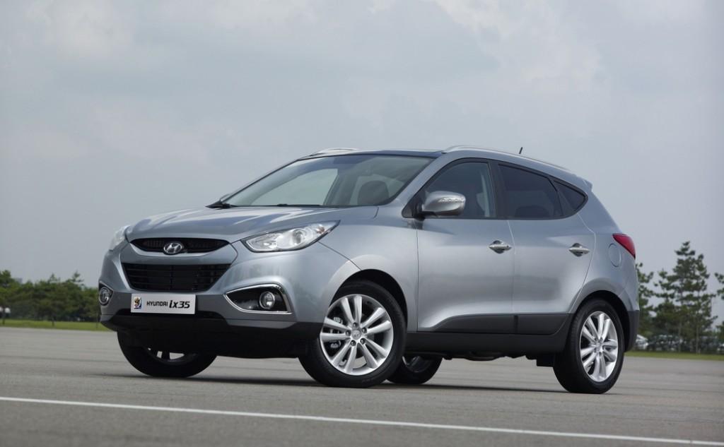 Какую машину до 1 миллиона рублей выбрать? Вариант 1: Hyundai ix-35