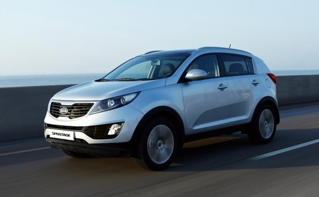 Какую машину до 1 миллиона рублей выбрать? Вариант 3: Kia Sportage