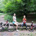 Научить кататься ребенка на двухколесном велосипеде за 2 занятия по часу? Легко!