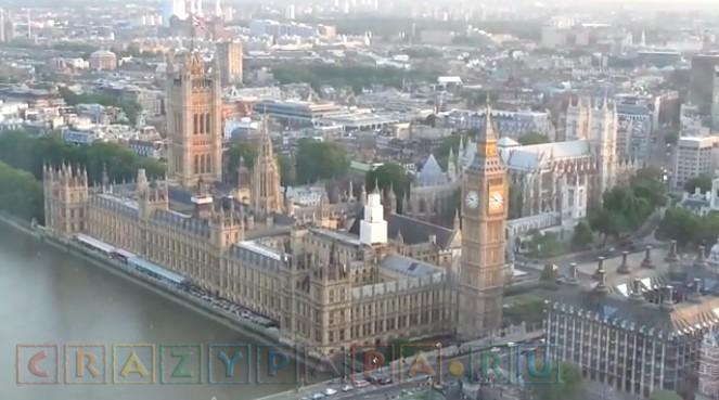Лондон Eye