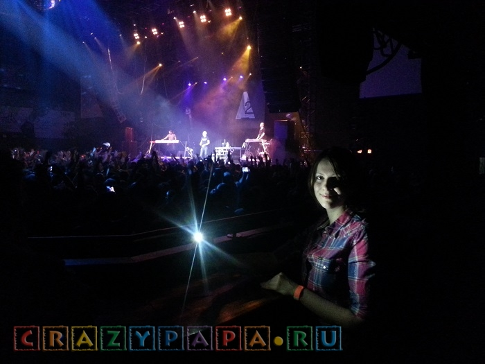 Концерт Scooter в Москве!