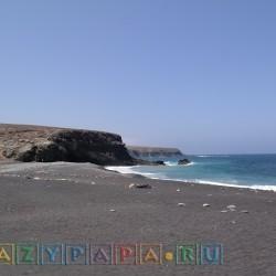 Вулканический пляж