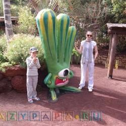 Зоопарк Фуертевентура