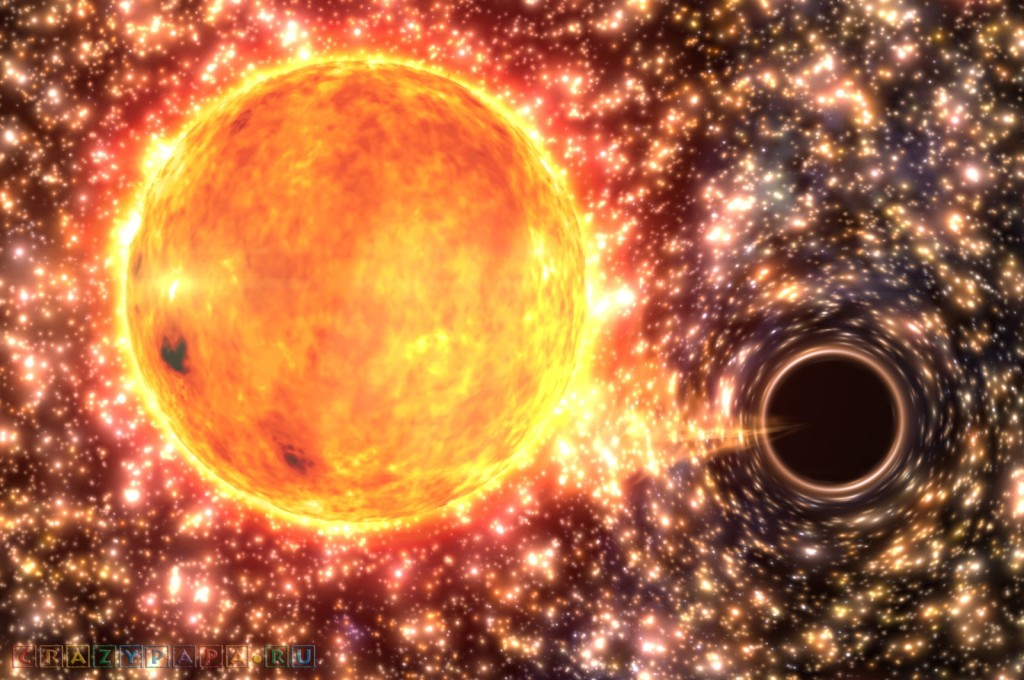 a discussion of the subject of black hole in our universe Nine mind-bending facts about black making them the subject of much research, discussion and every black hole contains a universe.