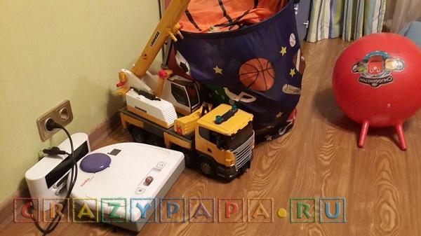 Нужен ли робот пылесос в квартире? Отзыв и советы.