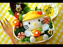 Очаровательная Hello Kitty