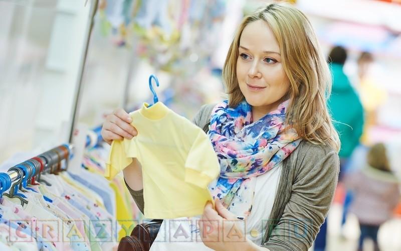 Экономим на одежде для ребенка