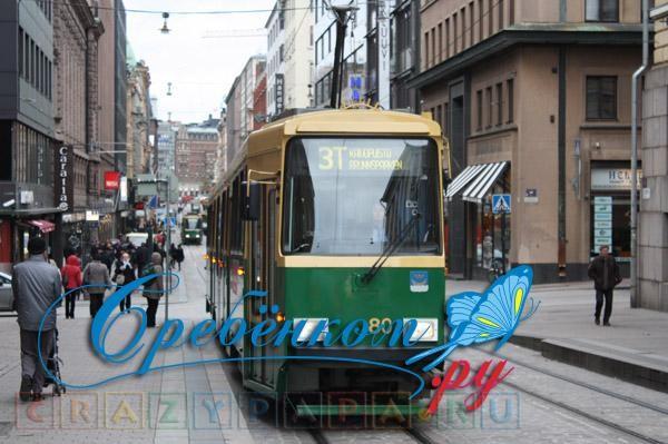 Общественный транспорт Хельсинки (трамваи)