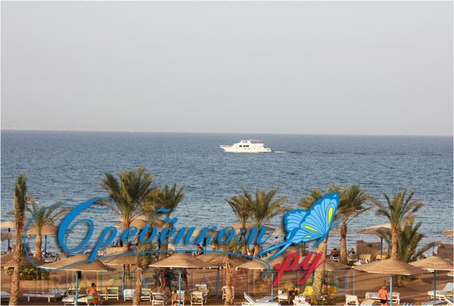 пляж Египта Golden Five
