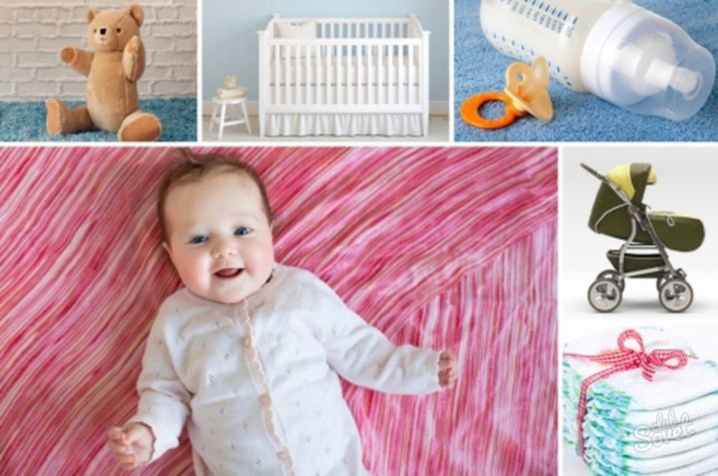Покупки для малыша: что нужно новорожденному