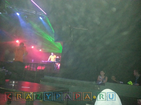 DJ Oliver (ex-Dune) в Москве