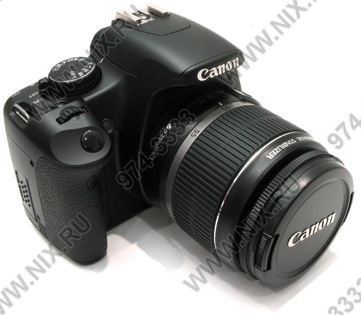 Canon EOS 450D | Тест - THG.RU