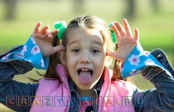 Смешные детские стишки-дразнилки, или учим развивать память ребенку