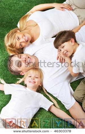 Счастливая семья можем мы