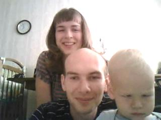 Где отдыхал ребенок (с мамой и папой)