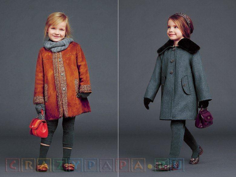 Как подобрать пальто ребенку?