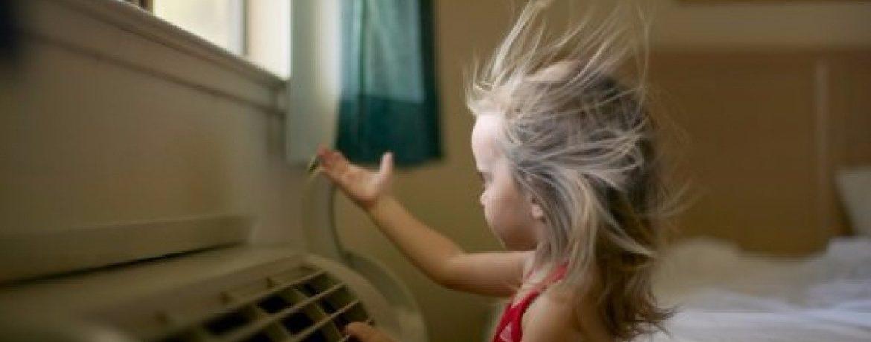 Вреден ли ребенку кондиционер? Кондиционер и дети