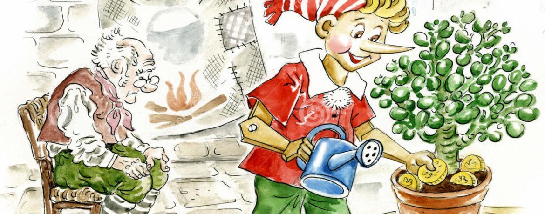 Рассказ Маленький мальчик и монетки