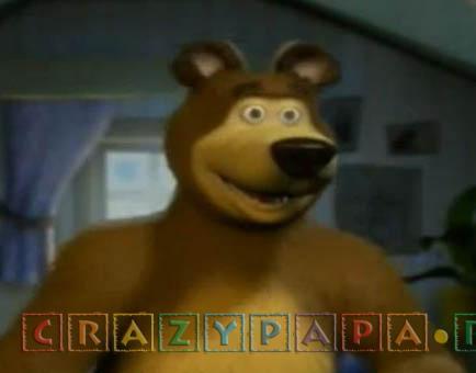 Маша и медведь смотреть мультики