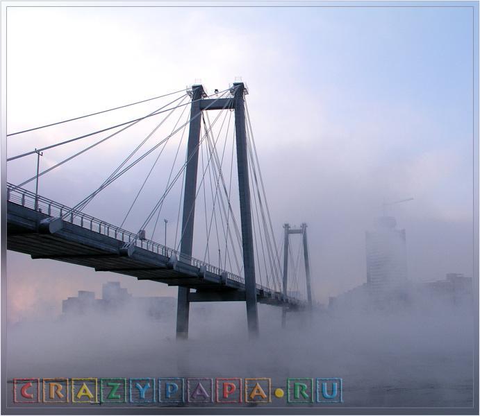 Мост в никуда… Зачем иметь много денег?..