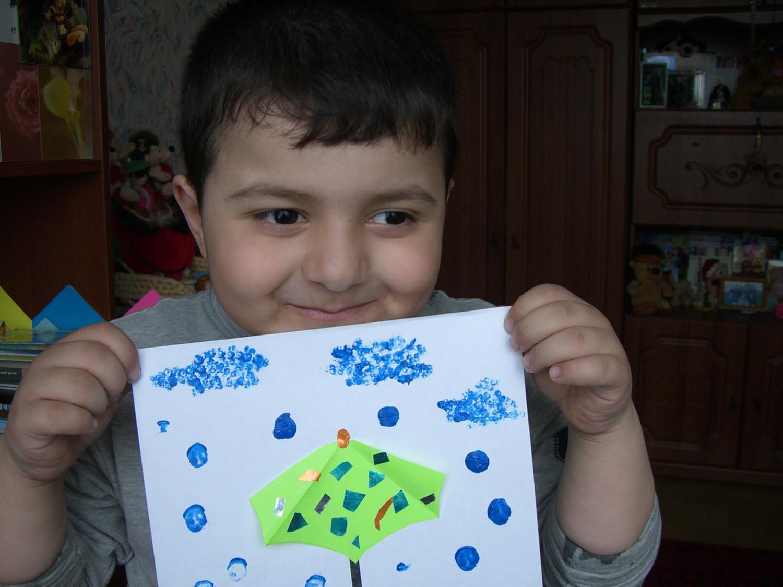 Рисуем пальчиками - пальчиковые краски - маленькие хитрости
