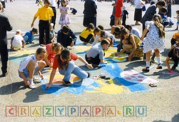 Развлечения для детей в Москве, или куда сходить с ребенком в выходные 04-05 июля