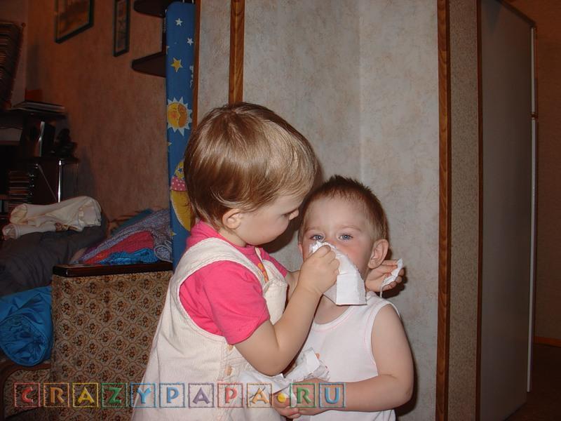 что делать, когда заложен нос и бегут слезы из глаз