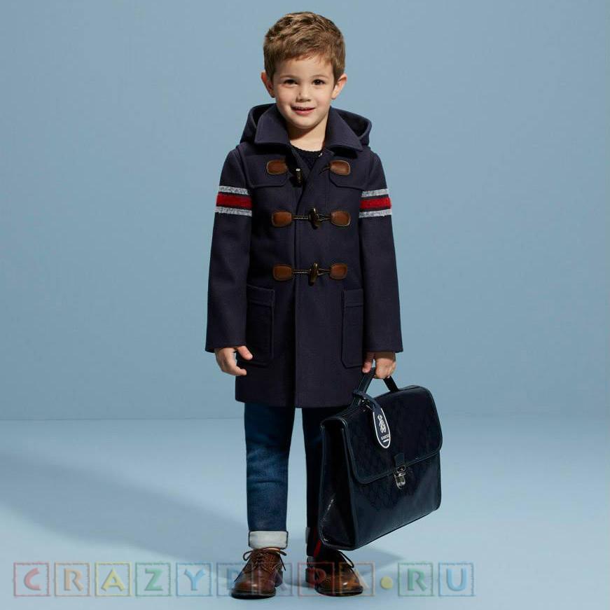 Выбрать детское пальто для мальчика и девочки
