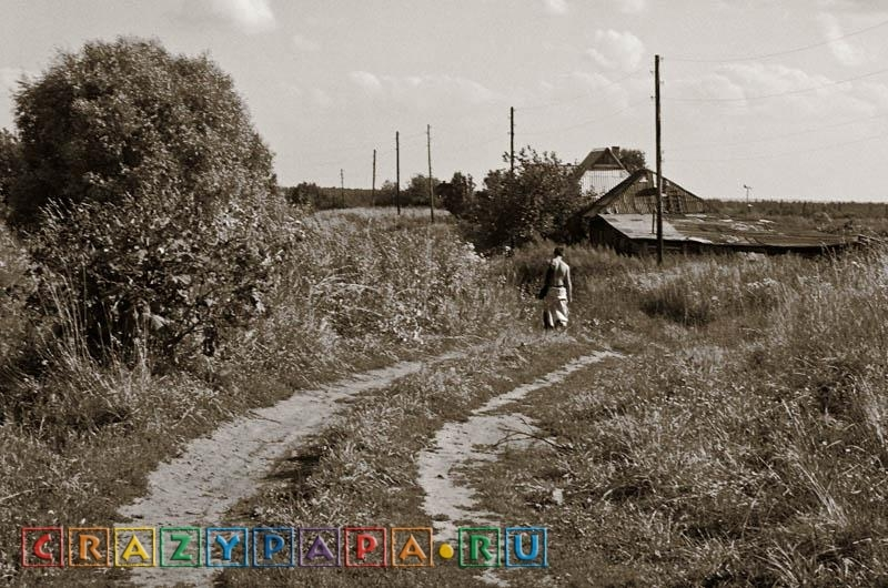 Стихи о возвращении домой, или ВОЗВРАЩЕНИЕ НА РОДИНУ (Сергей Есенин)