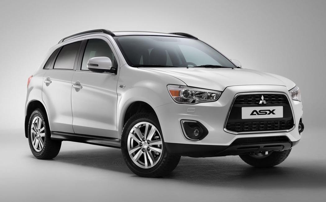 Какую машину до 1 миллиона рублей выбрать? Вариант 2: Mitsubishi ASX