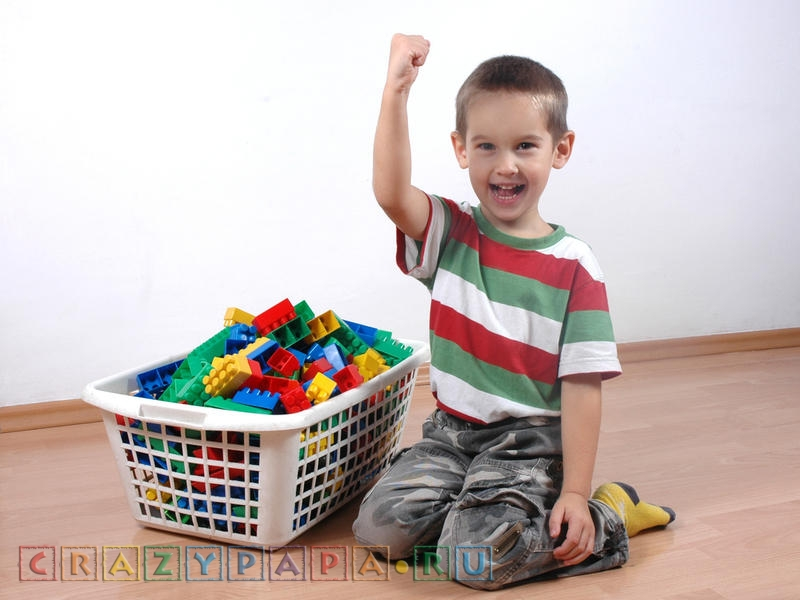 Воспитание ответственности в ребенке - залог позитивных отношений родителей с ним в будущем!