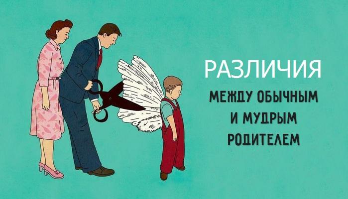 Обязанности родителей относительно их детей