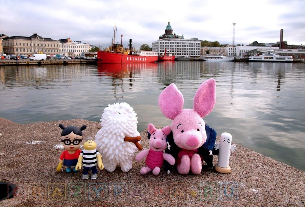 Поездка с детьми в Хельсинки отзыв